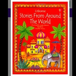 """🌈3/$20~Hardcover Book """"Stories from Around the.."""""""